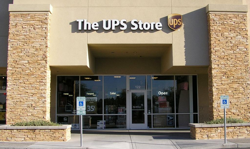 The UPS Store - Small Business Solutions