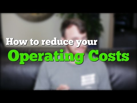 3 tech upgrades to reduce your operating costs!