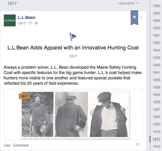 LLbean-history