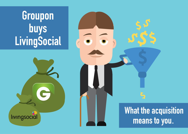 Groupon Buys LivingSocial