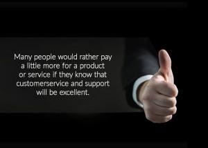 Focusing On Having the Best Customer Service
