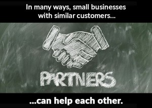 Rocket Your Local Customer Base By Partnering With A Company That Has A Similar Customer Base