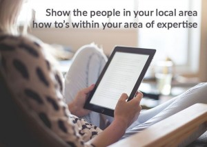 Rocket Your Local Customer Base With Education