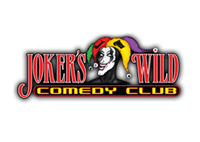 Joker's Wild Comedy Club logo