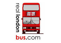 Real London Bus logo