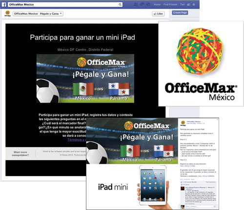 officemax mexico social media